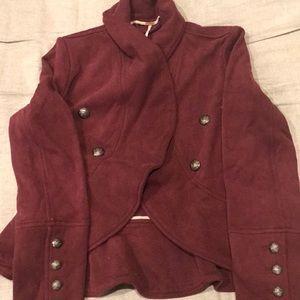 Crop top winter/fall jacket